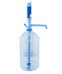 електрическа помпа за шишета с минерална вода