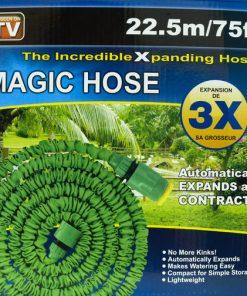 градински маркуч който не се преплита magic hose