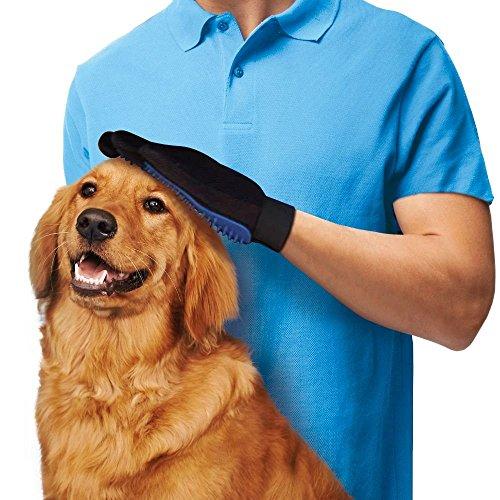 ръкавица за премахване на опадала козина