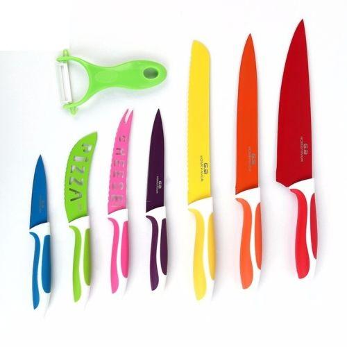професионален швейцарски комплект ножове