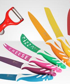 швейцарски комплект ножове